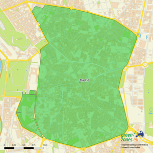 Environmental Zone ZEZ Madrid/Central – Spain